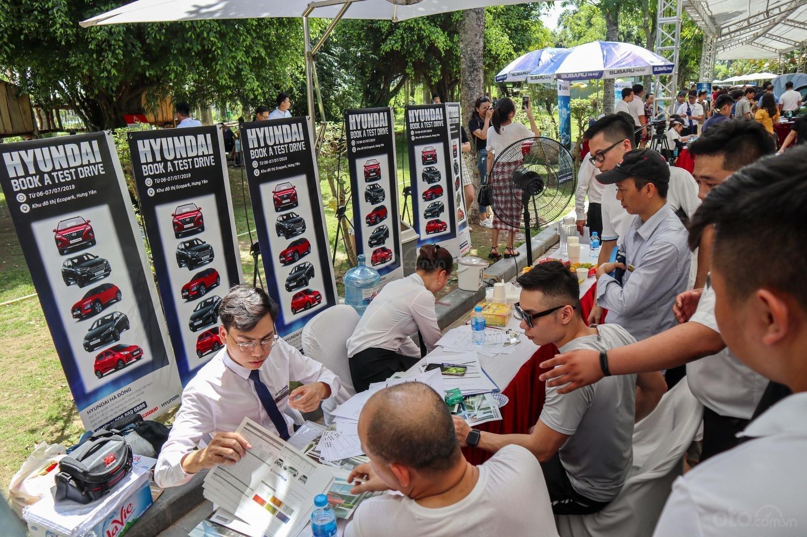 Hội chợ Oto.com.vn lớn nhất miền Bắc thành công khép lại với 2.000 lượt khách tham dự - Ảnh 10.
