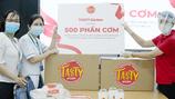 TASTY KITCHEN TRAO TẶNG 500 SUẤT ĂN TẠI BỆNH VIỆN BỆNH NHIỆT ĐỚI TP HCM