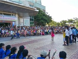 Dai Viet Foundation shares love with pediatric patients in Da Nang