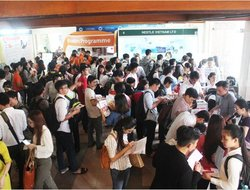 "Job opportunities at ""Student Career Fair – Young manpower 2016"" in Ho Chi Minh City"