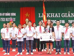 Dai Viet Group Brings Books to Thanh Hoa Children: Donate Books – Nurture Soul