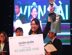 "Dai Viet Group - Diamond Sponsor of Contest ""Talented Candidate 2016"" (Ung vien tai nang 2016)"