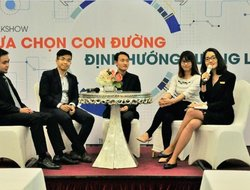 "Dai Viet Group Held Talkshow ""Choose Your Career Path, Direct Your Future"""" – A Guideline for Students"