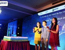 11 Years of Dai Viet Group – Breakthrough to Fly High
