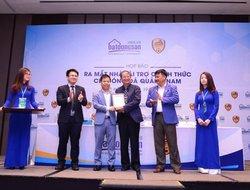 Batdongsan.com.vn là nhà tài trợ chính thức cho CLB bóng đá Quảng Nam