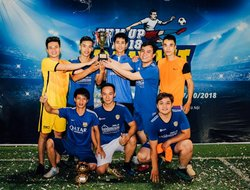 Dai Viet Football Tournament: Passion Leads DaiVieters to Championship