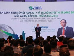 VRES 2018 - The Most Notable Information about Vietnam Property Market