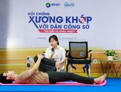 Workshop Các bệnh lý xương khớp với dân công sở - Tìm hiểu và khắc phục