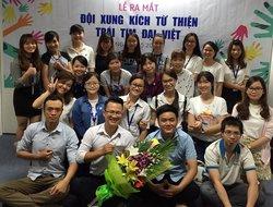 Đội xung kích trái tim Đại Việt – Người trẻ Việt mang trái tim lớn