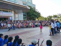 Quỹ Trái Tim Đại Việt sẻ chia yêu thương với bệnh nhi Đà Nẵng