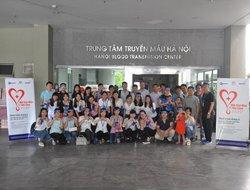 Đại Việt Group hào hứng tham gia ngày hội hiến máu 2016