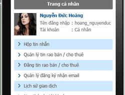 Phiên bản mobile Batdongsan.com.vn bổ sung thêm nhiều tính năng mới