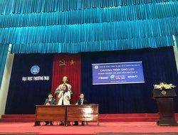 Đại Việt Group tổ chức chương trình giao lưu với sinh viên Đại học Thương mại