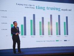 Thị trường BĐS Việt Nam 7 tháng đầu năm 2017 qua những con số
