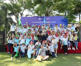 Emotional 5th Anniversary of Dai Viet Group's Ho Chi Minh City Branch