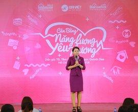 Người Đại Việt học cách quản trị năng lượng để cân bằng yêu thương