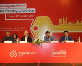Batdongsan.com.vn joins Asia's Largest Property Technology Group