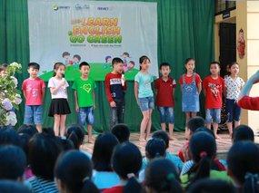 Quỹ Trái tim Đại Việt: Learn English & Go Green