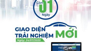 Oto.com.vn chính thức ra mắt giao diện mới hiện đại, thân thiện với người dùng