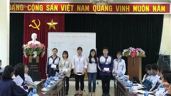 Đại Việt cùng các em bước vào cánh cửa Đại học mơ ước