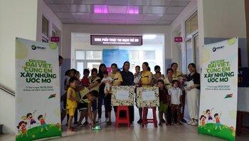 """Chương trình từ thiện """"Đại Việt cùng em xây những ước mơ 2020"""""""