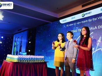 Dai Viet Group 11th Anniversary – Gala Dinner