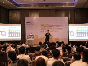 Expert Talk + Digital Marketing & Proptech - Công nghệ trong lĩnh vực bất động sản