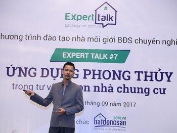 Expert Talk Ứng dụng phong thủy trong tư vấn chọn nhà chung cư