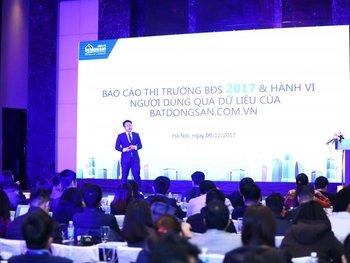 Hội thảo thường niên Thị trường bất động sản Việt Nam 2017 – 2018 – Toàn cảnh và dự báo