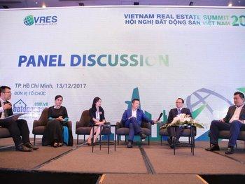 Hội nghị BĐS Việt Nam - VRES 2017