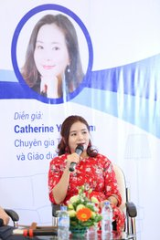 """""""Effective parenting through communication"""" – by Ms. CATHERINE YẾN PHẠM"""