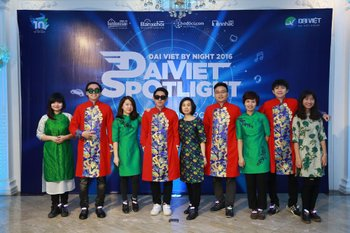 Dai Viet By Night 2016 - Dai Viet Spotlight